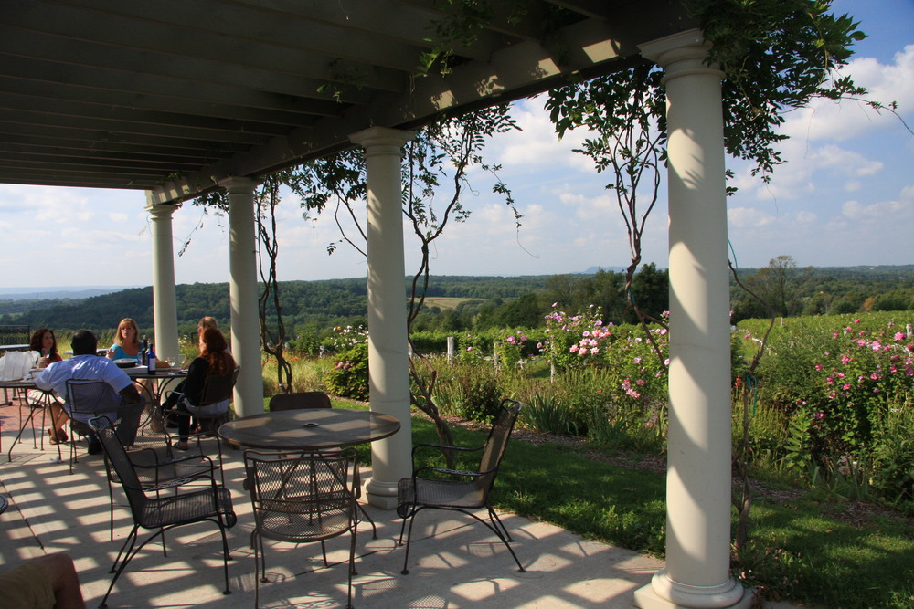 Keep Cool in the 203: Sip, Indulge and Discover Connecticut. Gouevia Vineyard, Wallingford, CT