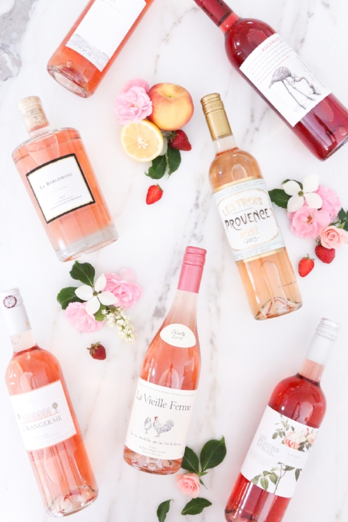 Mad about rosé - the summer's hottest wine Image: Monika Hibbs