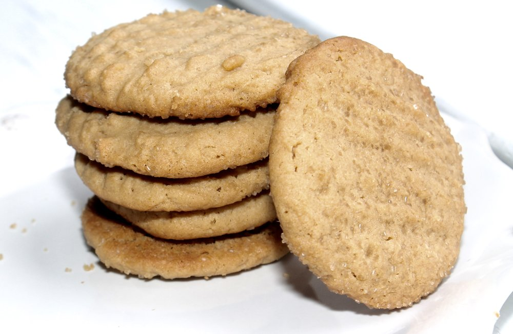 Peanut Butter Cookies, Fanny Farmer. The Entertaining House
