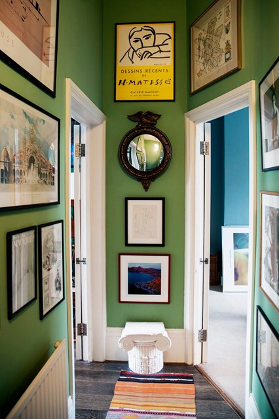Pantone's Color of the Year gets a Green Thumbs Up!  Image via The Roost