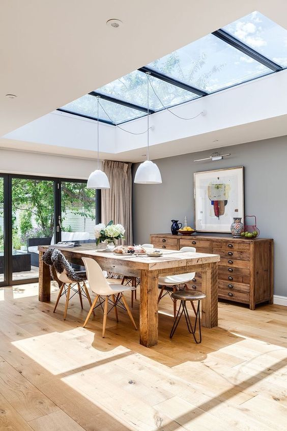 Glass Ceilings Image via My House Idea