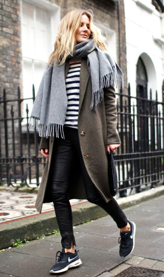 Life Styled :: Secrets to Hygge Dress. Image via Who What Wear