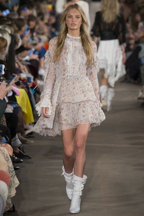 Floral Notes :: What to wear this spring. Image