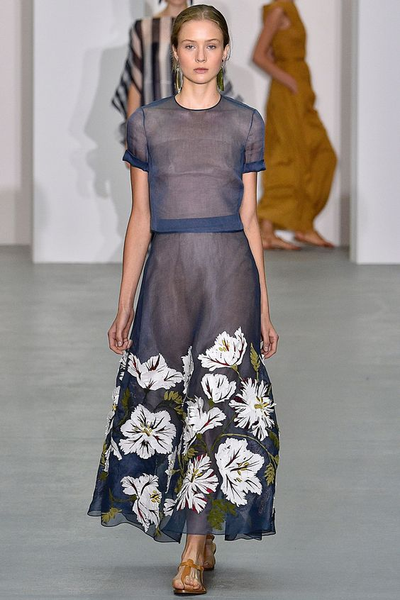 Floral Notes :: What to wear this spring. Jasper Conrad