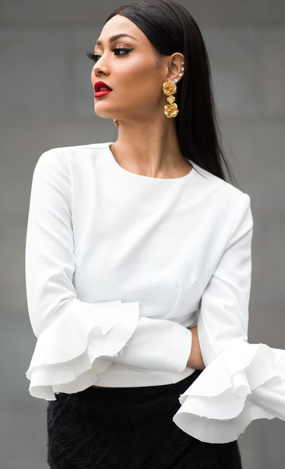 The Little White Blouse. Image via Amazon.com