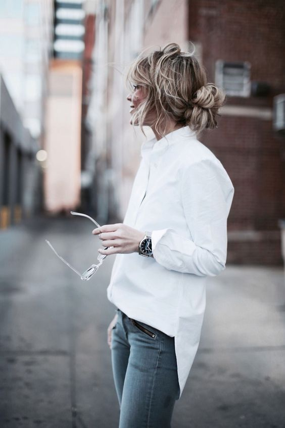 The Little White Blouse. Image via Locari