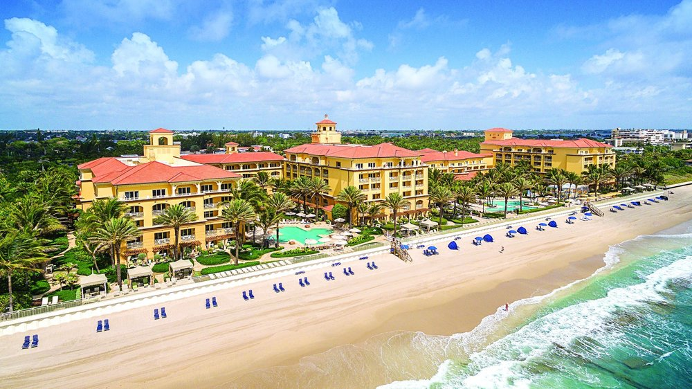 Eau Palm Beach, a Seaside Paradise Image via Eau Palm Beach, Resort & Spa