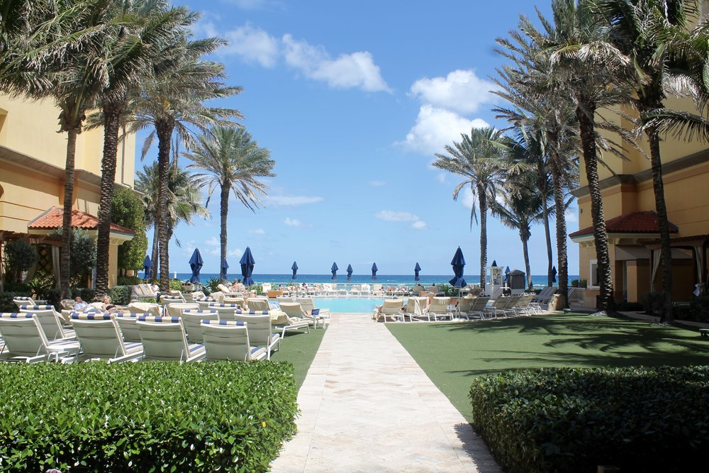 Eau Palm Beach, a Seaside Paradise Image via Jessica Ryan/The Entertaining House