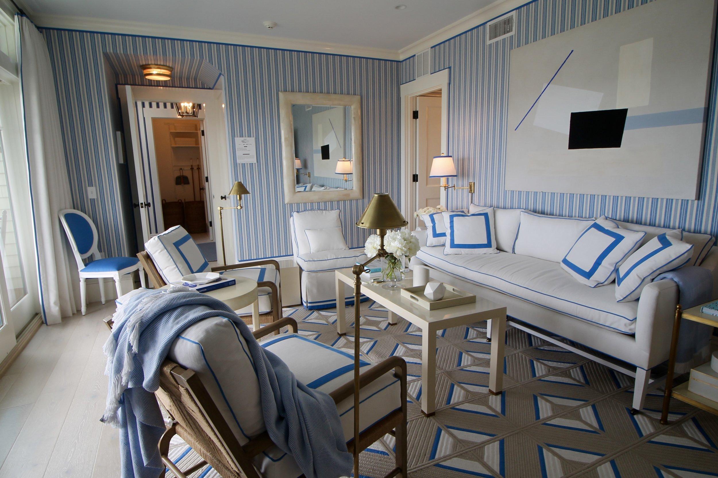 inside coastal living magazine's 2017 idea house in newport, rhode