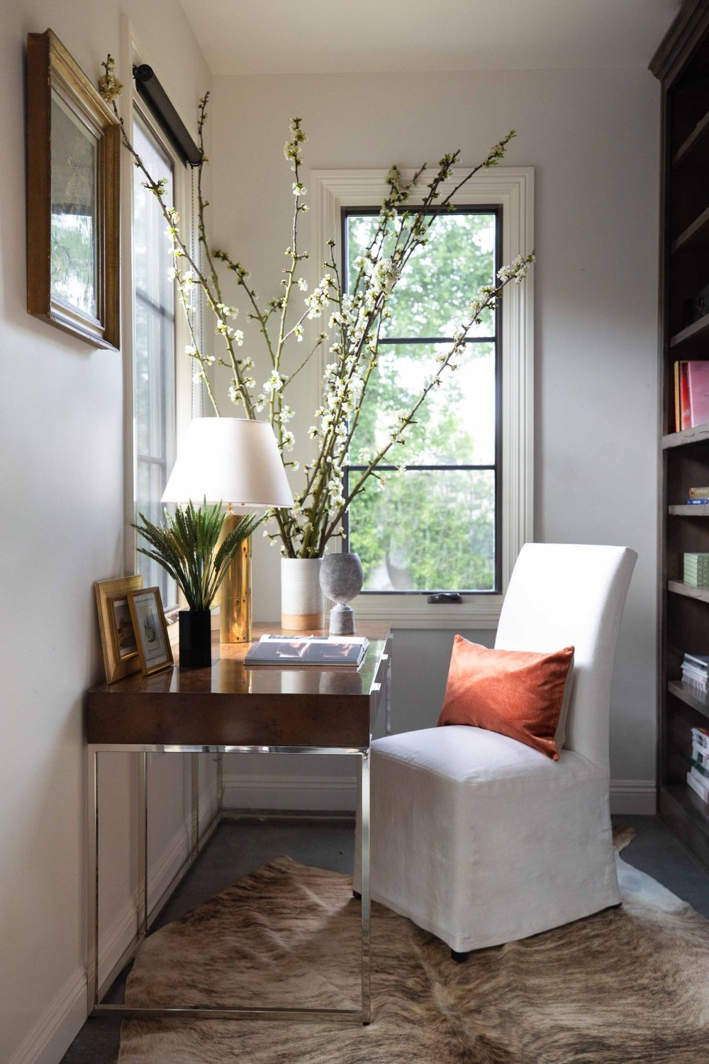 Mindful Decor - Marie Flanigan Interiors for Elle Decor