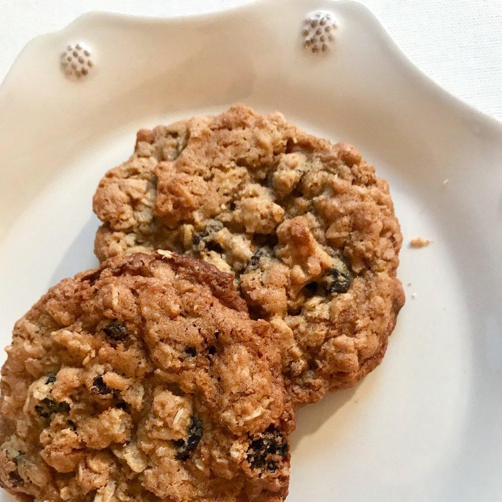 Martha Stewart's Chewy Oatmeal Raisin Cookie