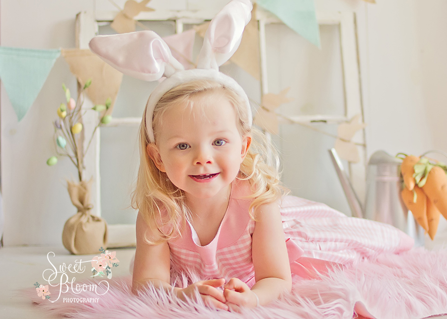 Cincinnati Ohio Easter Mini Sessions | Sweet Bloom Photography | www.sweetbloomphotography.com