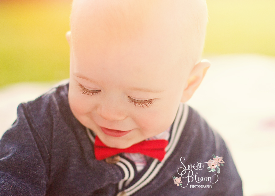 Cincinnati Ohio Baby Photography | Sweet Bloom Photography | www.sweetbloomphotography.com
