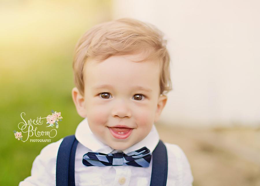 Cincinnati Ohio Baby 1st Birthday Photographer | Sweet Bloom Photography | www.sweetbloomphotography.com
