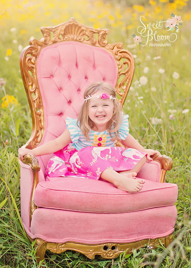 Springboro Ohio Child Photographer | Sweet Bloom Photography | www.sweetbloomphotography.com