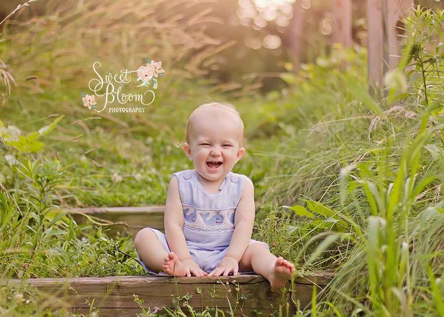 Dayton Ohio Baby Photographer | Sweet Bloom Photography | www.sweetbloomphotography.com