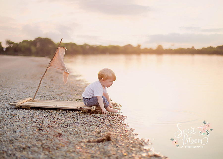 Cincinnati Ohio Baby Mini Sessions | Sweet Bloom Photography | www.sweetbloomphotography.com