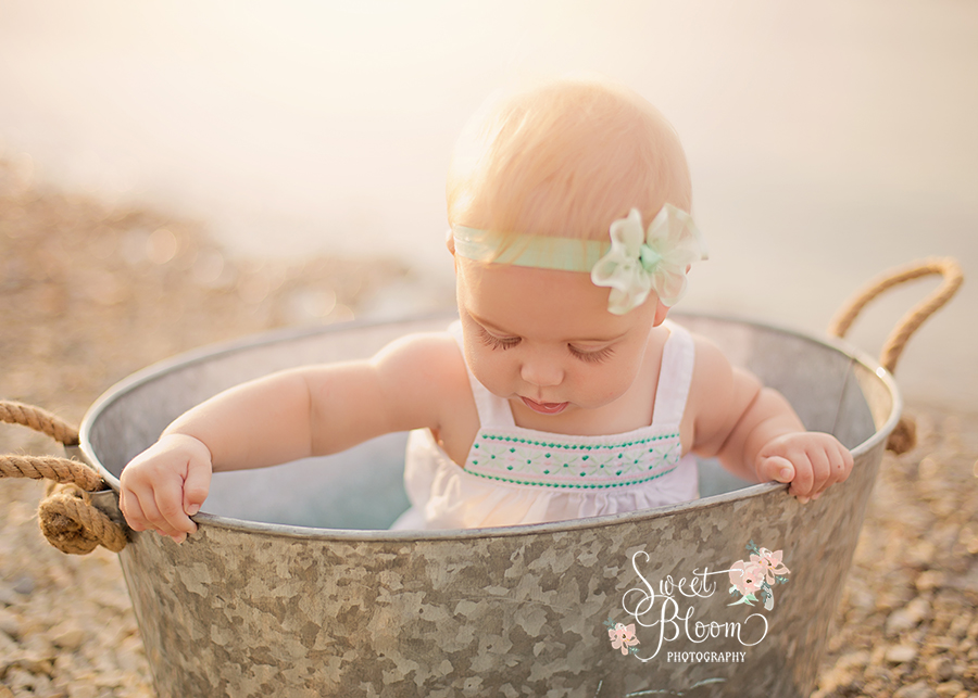 Cincinnati Ohio Baby Photographer | Sweet Bloom Photography | www.sweetbloomphotography.com