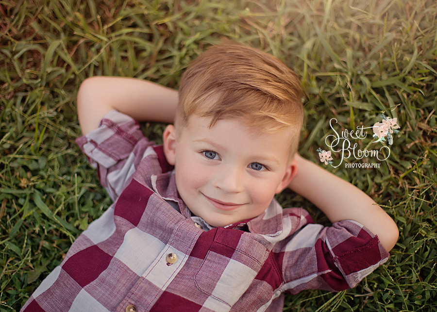 Centerville Ohio Child Photographer | Sweet Bloom Photography | www.sweetbloomphotography.com