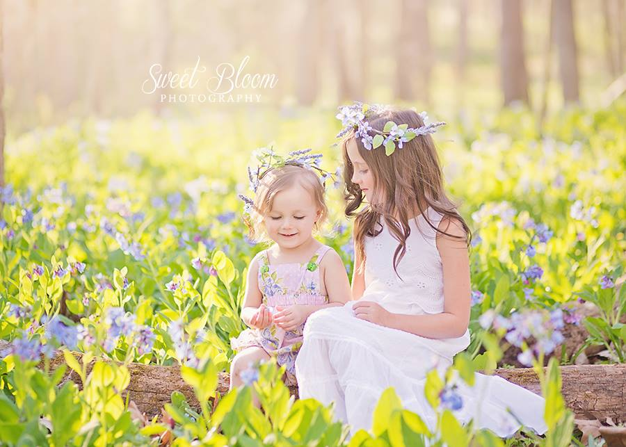 Dayton Ohio Baby Photography Session | Sweet Bloom Photography | www.sweetbloomphotography.com
