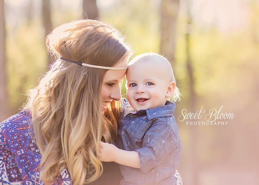 Dayton Ohio Baby Photography Session | Sweet Bloom Photography | www.sweetbloomphotography.com