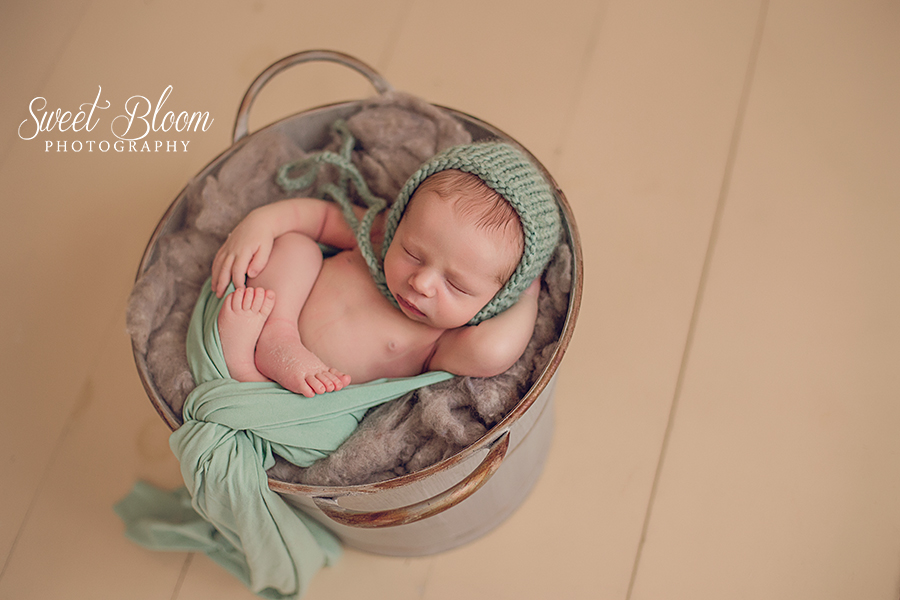 Centerville Ohio Newborn Photographer | Sweet Bloom Photography | www.sweetbloomphotography.com