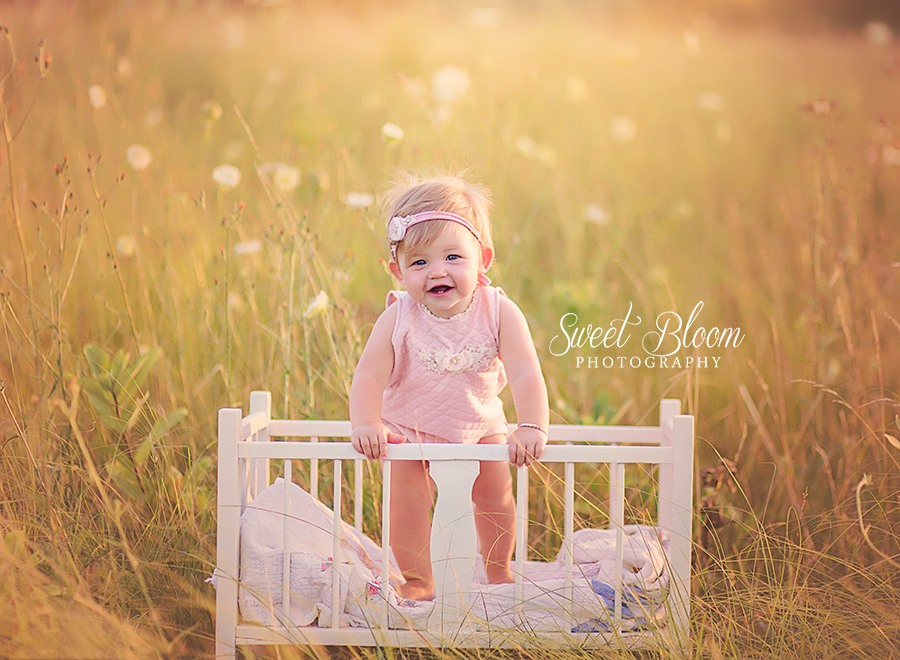 Baby Photographer in Dayton Ohio | Sweet Bloom Photography | www.sweetbloomphotography.com