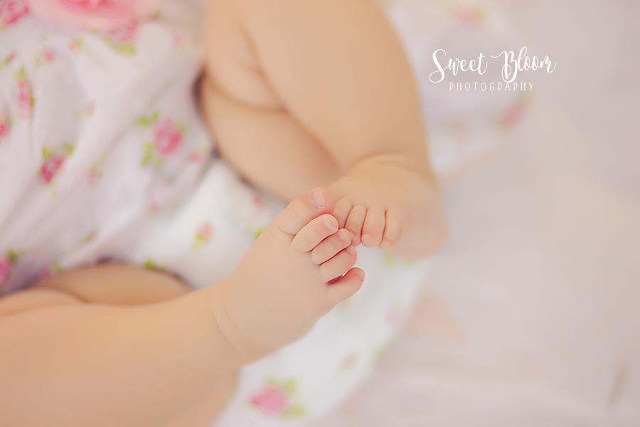 Dayton Ohio Baby Photography Studio | Sweet Bloom Photography | www.sweetbloomphotography.com