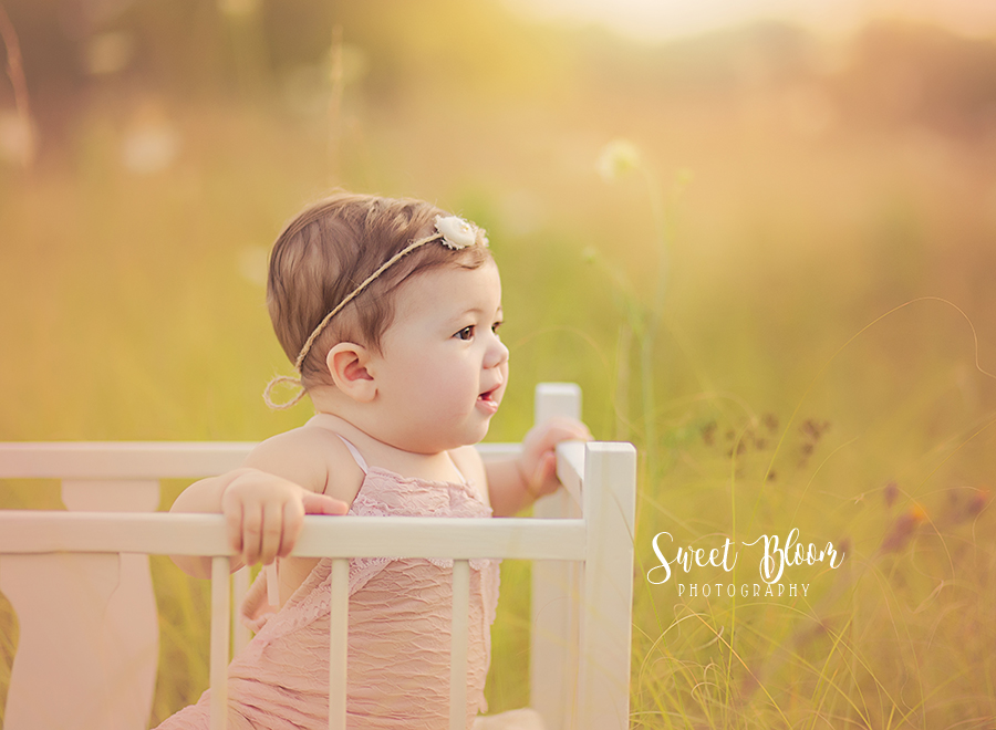 Springboro Ohio Baby Photographer | Sweet Bloom Photography