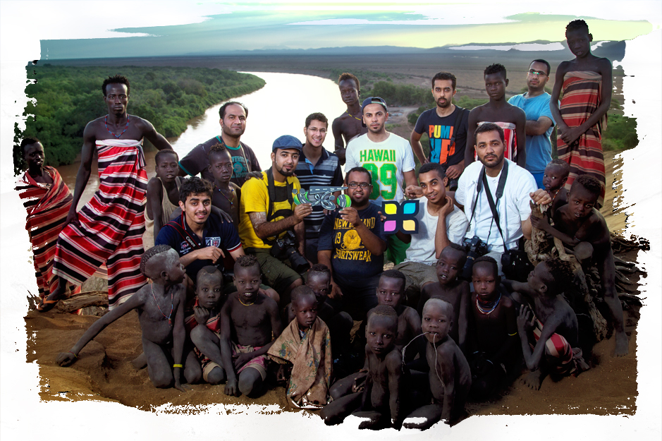 Back from a photo trip to Omo Valley with Wojhah Expedition Team