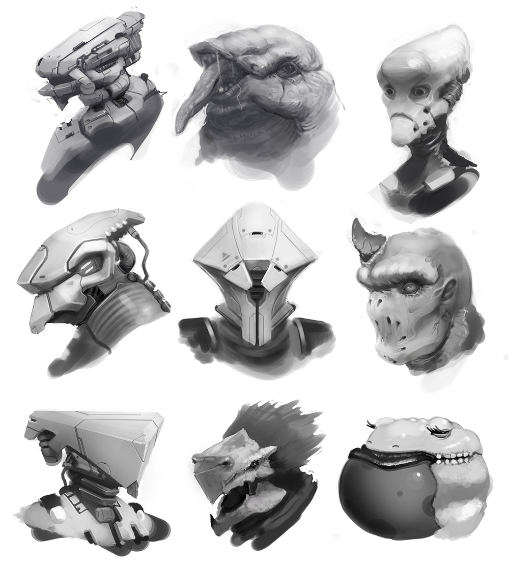 Bust Concepts