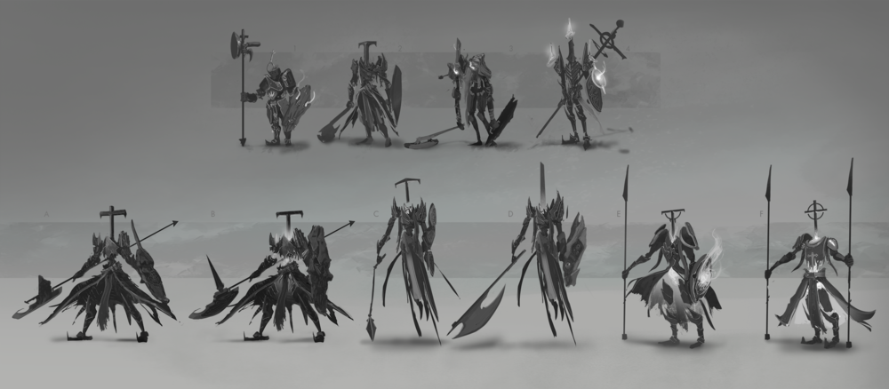 Enemy Knight Thumbs