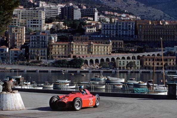 Monaco 1955
