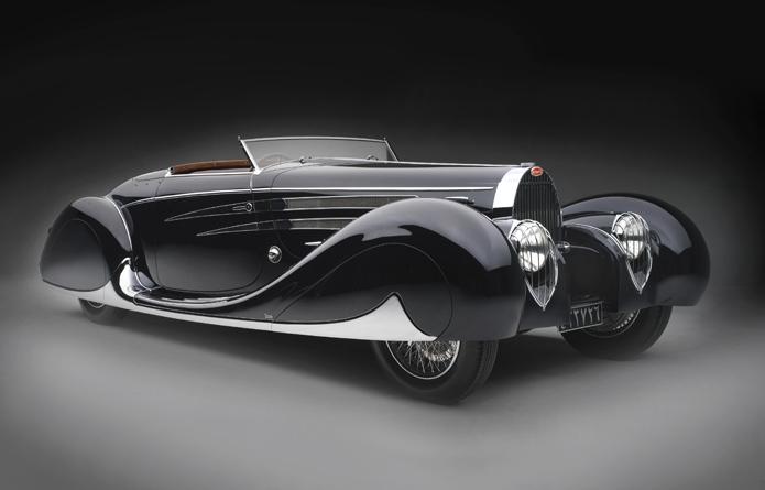 1939 Bugatti Type 57C - B E A U T I F U L !