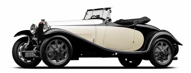 1929 Bugatti 43/44