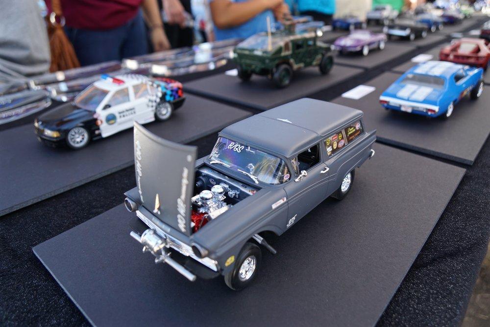 Kids Car Model Contest Montecito Motor Classic