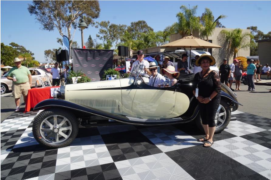 Score Sports Award - 1939 Bugatti Type 57C Mullin Museum