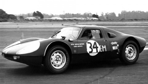1964 Porsche Carrera 904 GTS  Photo credit: TomorrowStarted.com