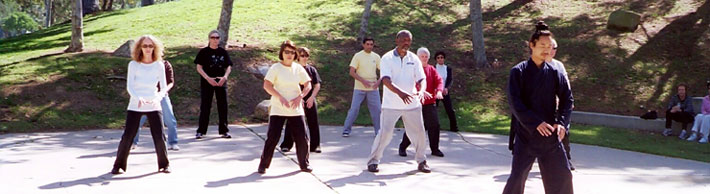 Wudang Taiji 28 Movements classes in CA 2006