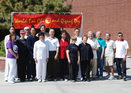 April 2008 World Chi Gong Tai Chi Day