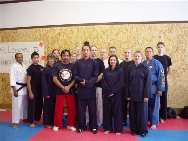 June 14, 2009 BaJi Quan Seminar in Kansas 1