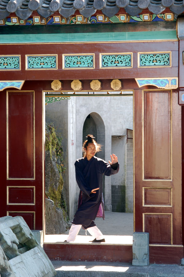 Wudang Bagua Zhang