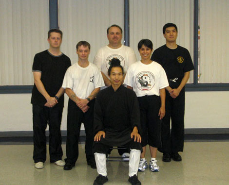 Wudang Taming Tiger Form Seminar in St.Louis 4