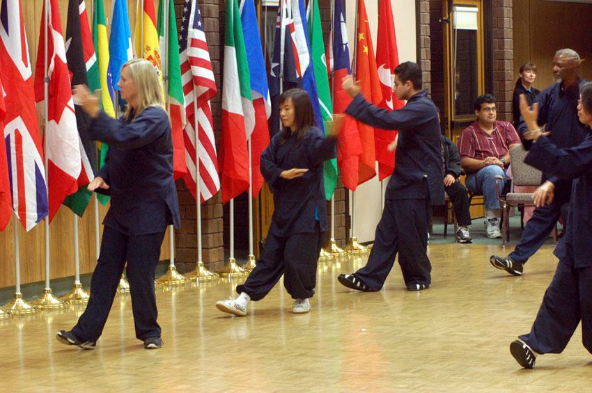 June 14, 2008 Southen California SanFeng Event