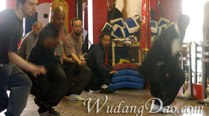 Wudang Dragon Form Seminar in Lomita CA 2008 f