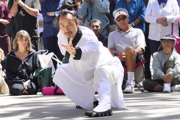 World Chigong Taichi Day 2009