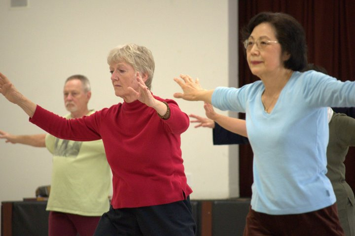 March 18th 19th, 2009 Five animal Qigong Seminar in Vista CA 3