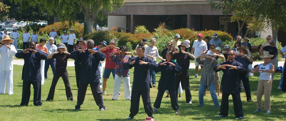 April 2008 World Chi Gong Tai Chi Day2