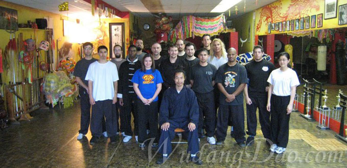 Wudang Dragon Form Seminar in Lomita CA 2008 e