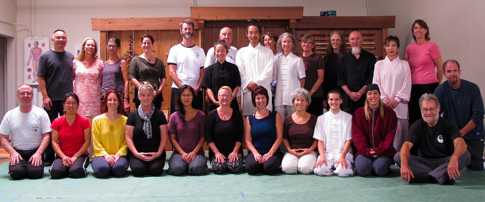 Five Animal Qigong Class